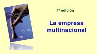 La empresa multinacional