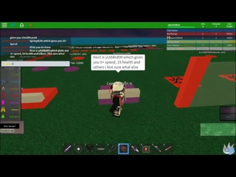Roblox 2PGFT All of the Twitter Codes