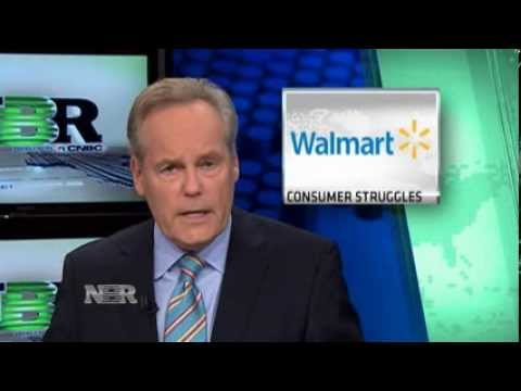 Nightly Business Report: Earnings Miss at Wal-Mart