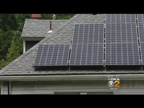 Some Pittsburgh Homes, Office Buildings Turn To Solar Energy