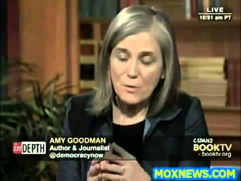 Amy Goodman on  Democracy Now! and Independent Journalism