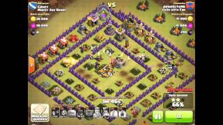 Guerra de Clanes #3 | Clash of Clans | War vs Mopey Zoo Bears
