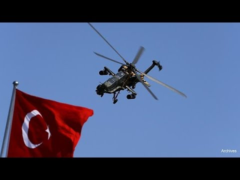 Turkey: air strikes launched against PKK targets