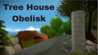 The Witness - ALL HIDDEN ENVIRONMENT PUZZLES (Tree House/Keep Obelisk)