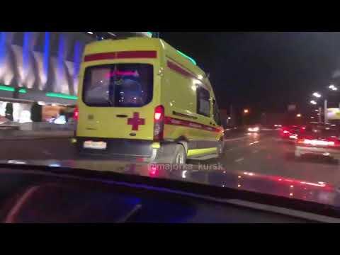 Ночные гонки по Курску и беспредел на дороге. Полиция ищет лихачей