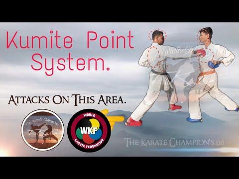 Kumite (Karate) Points System | Karate-Kumite | #thekaratechampions 🥋🥊 #TKC