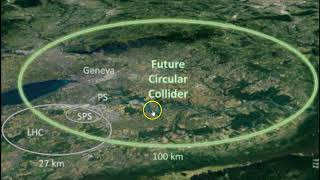 CERN Wants To Build A Particle Collider That