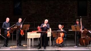 """Antonio Vivaldi, Concerto in Re Maggiore per flauto, archi e B.C  """"Il Gardellino"""""""