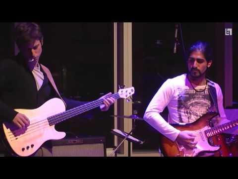 "Tomo Hasebe Band ""Opus3 (T. Hasebe)"" ""Opus2 (T. Hasebe)"" ""King Kong (F. Zappa / Jeff Lorber )"""