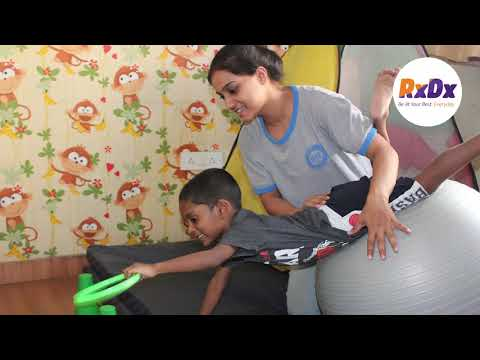How Occupational Therapy Can Help Autistic Children? | RxDx Clinics
