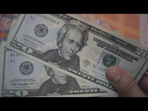 United States 20 Dollar Note - Guide To US Currency - Hindi - 1 USD To INR - US Dollars Indian Rupee