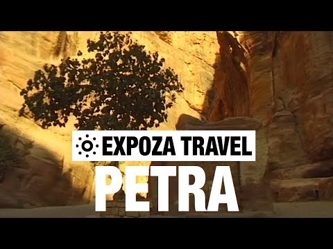 Petra (Jordan) Vacation Travel Video Guide