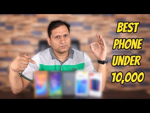Best Phone Under 10000 (2019) I Smartphone Guide I Top 5