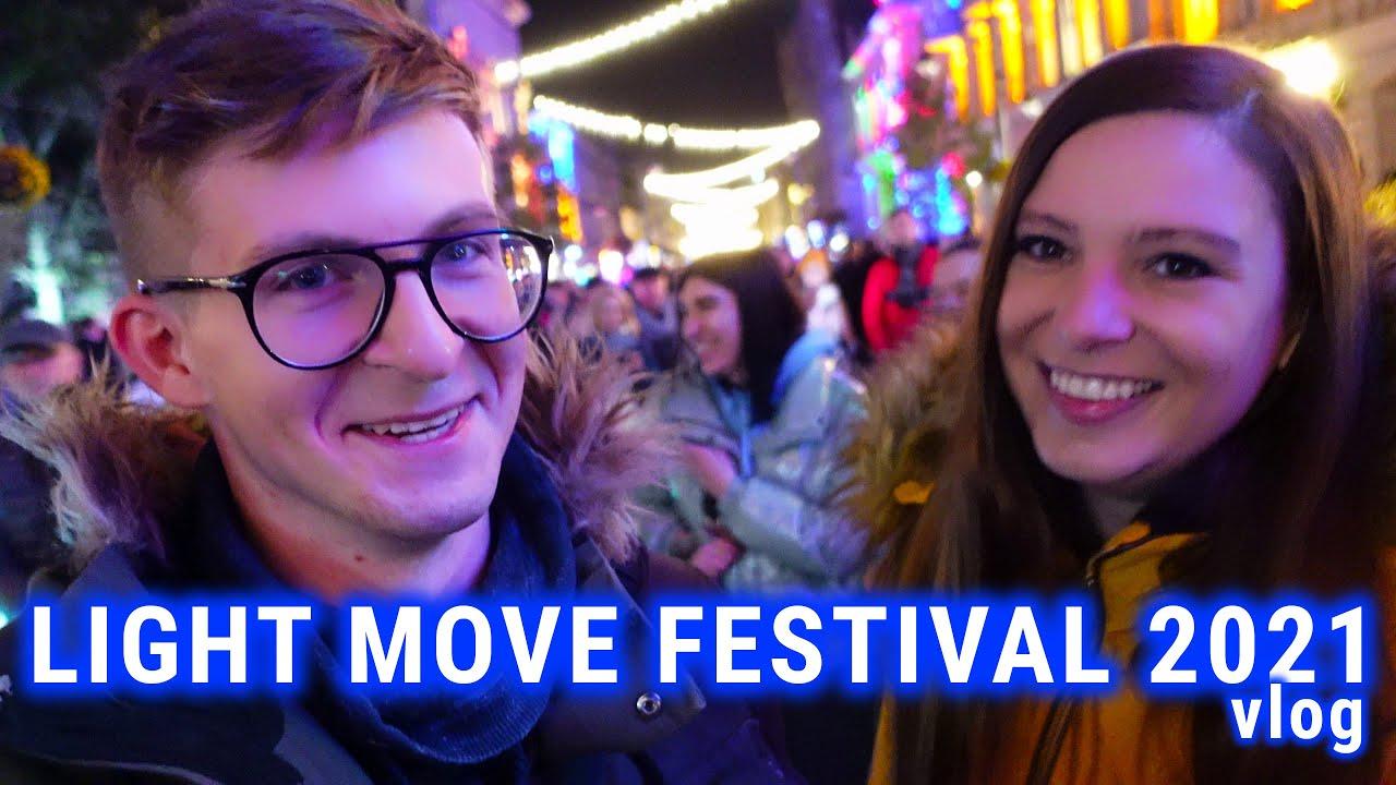 Light Move Festival 2021 | zwiedzamy Łódź | POLAND ON AIR by Maciej Margas & Aleksandra Łogusz