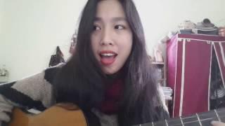 Bao giờ lấy chồng - Bích Phương - Guitar Cover by Trang Van