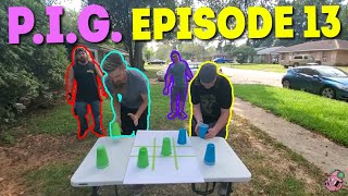 Flip Tac Toe with PUNISHMENTS! | Physical Idiots Gaming