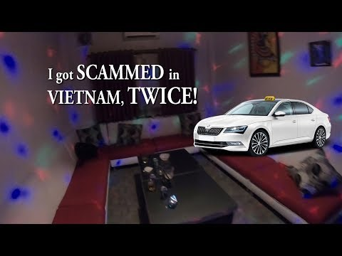 I Got SCAMMED In Saigon/HCM VIETNAM, Twice! |  KARAOKE BAR AND TAXI SCAM STORY