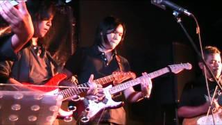 Music Malaysia - Jack Thammarat Live at Mama Treble Clef Studio (HQ) Sunny (Greg Howe Ver.)