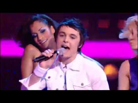 Leon Jackson - Relight My Fire (The X Factor UK 2007) [Live Show 5]