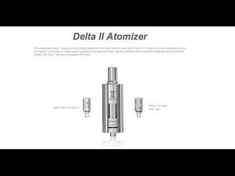 Joyetech Delta 2 Review - R.I.P. Atlantis and Sub Tank - VapingwithTwisted420