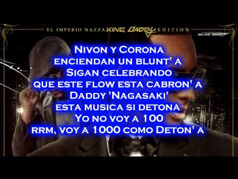 Nada Ha Cambiado - Daddy Yankee ft. Divino [King Daddy Edition] (Lyric)