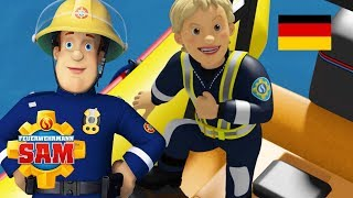 Feuerwehrmann Sam Deutsch Neue Folgen | Unter den Trümmern - Team als Familie 🚒 Kinderfilme