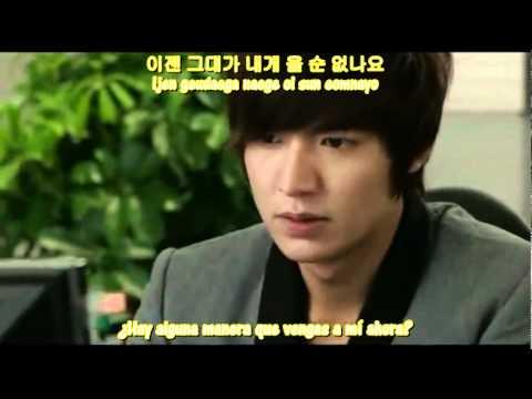 [HD] Suddenly MV - City Hunter OST (sub español, romanizacion, hangul)