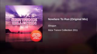 Nowhere To Run (Original Mix)