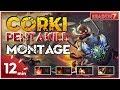 Best Corki Montage | Corki Plays S7 | League of Legends