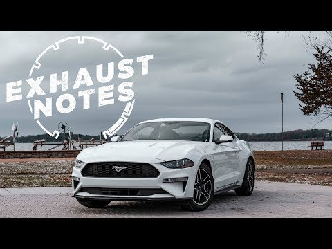 Exhaust Notes - 2018 Ford Mustang Review
