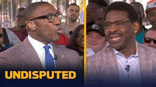 Michael Irvin: NFL has never seen offense with as much speed as KC   UNDISPUTED   LIVE FROM MIAMI