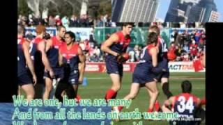 I am Australian with lyrics  ..  Bruce Woodley and Dobe Newton