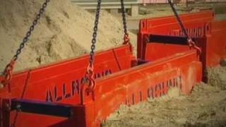 The third generation of ALLROUND Steel trench lining systems