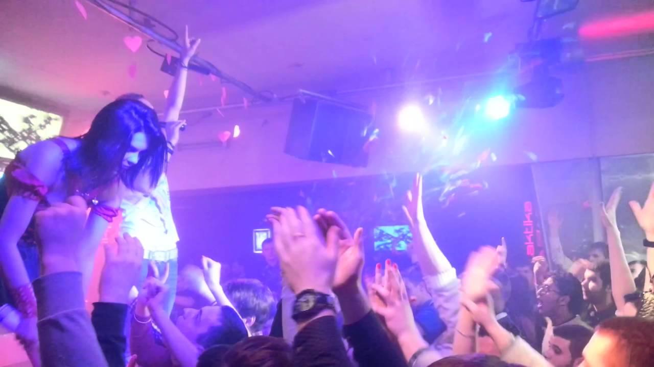 Ночной клуб галактика в автопати клубы в москве
