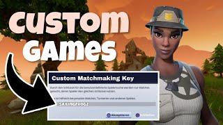 🔴 JETZT Custom Games Live | Neuer Shop!! Fortnite Battle Royale Live Deutsch
