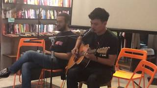 Rendy Pandugo - Why? [featuring Matter Mos] (Acoustic Live at Kios Ojo Keos, Jakarta 26/09/2019)