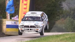 15° Rally Legend 2017 - Best of Day 2: Jump, Action & Pure Sounds! [LE TANE]