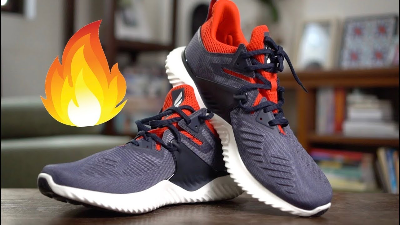 ADIDAS ALPHABOUNCE BEYOND (2019) REVIEW