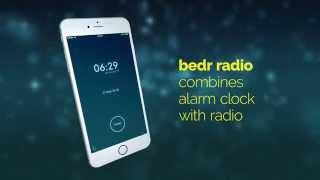 bedr radio alarm clock