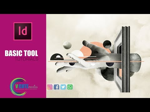 Adobe InDesign For Beginners  | Malayalam Tutorials