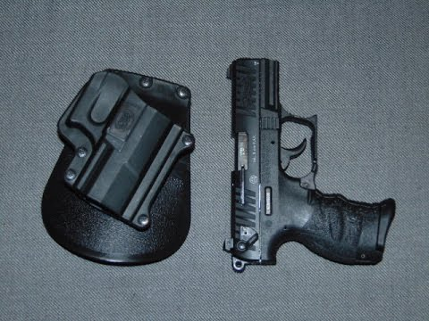 Fobus Paddle Holster für Walther P22Q / Walther P22