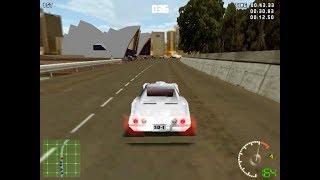 Test Drive 5 (1998) PC Gameplay - Sydney, Australia