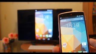 Подключаем смартфон к телевизору по Miracast(В этом видео вы узнаете как подключить смартфон к телевизору без проводов при помощи технологии Miracast Вконт..., 2014-07-10T13:33:54.000Z)