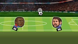 Футбольные головы (Soccer Heads) // Геймплей