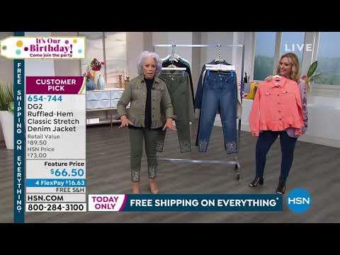 HSN | Diane Gilman Fashions Celebration . http://bit.ly/379nlpx