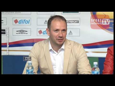 FK Zemun - potpis sponzorskog ugovora