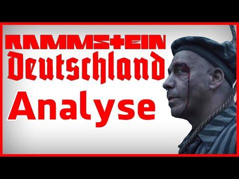 Rammstein Deutschland Rhetorik Analyse