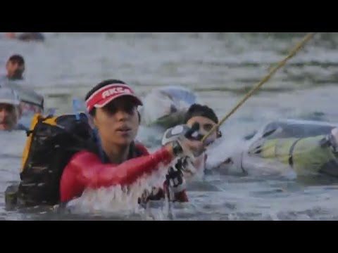 Jungle Marathon 2016 - Isadora Soares