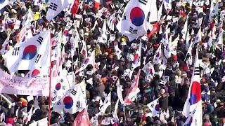 신의한수 생방송 1월 9일 / '문재인과 김정은의 평화 사기극 반대' 태극기집회