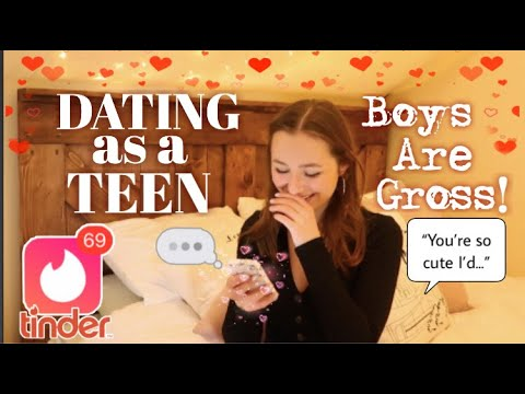WHAT IT'S REALLY LIKE ONLINE DATING AS A TEEN (Tinder Experiment) from YouTube · Duration:  8 minutes 59 seconds